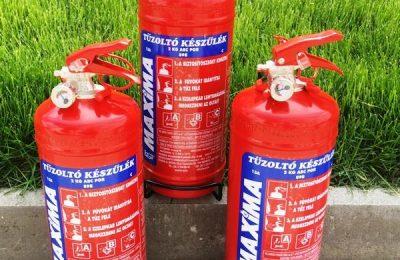 Mi is a tűzoltó készülék?